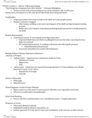 PSYB65H3 Study Guide - Pineal Gland, Ob River, Lateral Sulcus