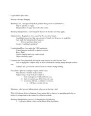 Legal studies Quiz notes.docx