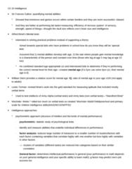 PSYC 102 Study Guide - Army Beta, Meteorology, Job Performance