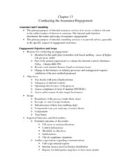 ACC 621 Lecture Notes - Flowchart