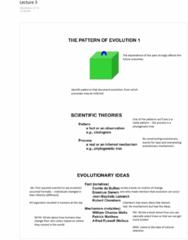 ECON 1BB3 Lecture Notes - Koelreuteria Paniculata, Irish Elk, Erasmus Darwin