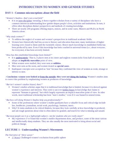 introduction-to-women-gender-studies-160y-doc