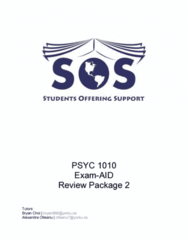 PSYC 1010 TEST 2 REVIEW PACKAGE.pdf