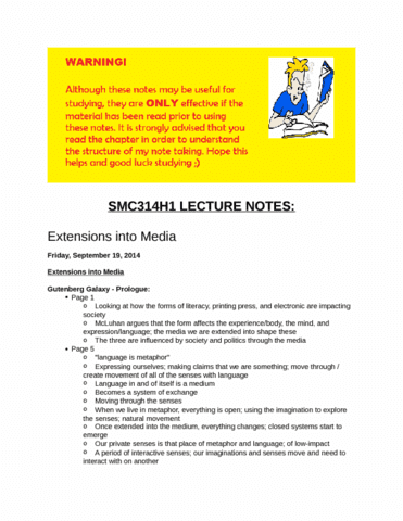 smc314h1-lecture-notes-week-2-extensions-into-media