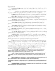 SOC 003 Study Guide - Aspirin, Mass Media