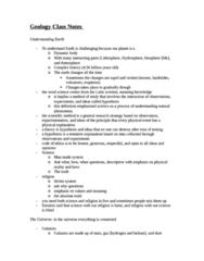 GEOL 100 Study Guide - Radioactive Decay, Iron Sulfide, Fluorite