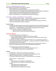 PSY 505 Lecture Notes - Lecture 4: Problem Solving, Aan, Inta