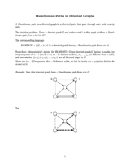 CMPT 360 Study Guide - Final Guide: If And Only If, Very-Small-Aperture Terminal, Vertex Cover