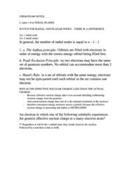 CHEM 1300 Study Guide - Final Guide: Ketone, Ethylene, Haloalkane