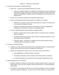 CRIM 241 Lecture Notes - Lecture 10: Cold Turkey, Restorative Justice, Law Abiding Citizen