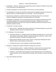 CRIM 241 Lecture Notes - Lecture 11: Law Abiding Citizen