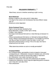 PHIL 1550 Study Guide - Deontological Ethics, Reproductive Technology, Veganism