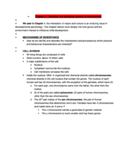 PSYC 304 - Ch.3 (study this for midterm)