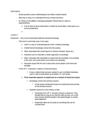 HIST111 Study Guide - Quiz Guide: French Revolution, Steam Engine, Bourgeoisie