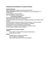 BUS 343 Study Guide - Environmentalism, Greenwashing, Green Marketing