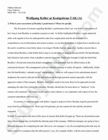 Study guide for mgt400 final exam | Custom paper Example