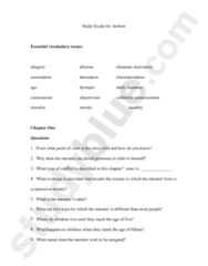 Study Guide for Ant.doc