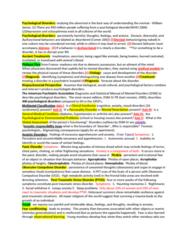 final psych cheat sheet