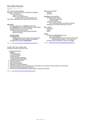 PHL 302 Lecture Notes - Brahmacharya, Upanishads, Avatar