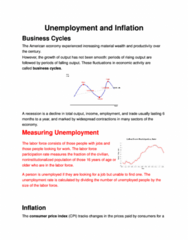 ECO 1000 Study Guide - Midterm Guide: Market Basket, Business Cycle