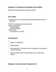 Notes, B2PPC-ECO 1000