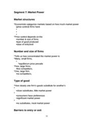 ECO 1000 Study Guide - Quiz Guide: Price Discrimination, Natural Monopoly, Price Controls