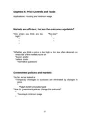ECO 1000 Study Guide - Quiz Guide: Urban Renewal, Bundesautobahn 61, Section 8 (Housing)