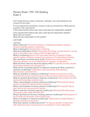 evan 101 exam 2 study guide exam Final exam study guide social problems ccretney333  study guide review exam 2 soc 101 - duration:  free texes 7-12 social studies (232) test study guide - duration: 7:15:17.