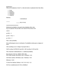 PHIL-UA 1 Lecture Notes - Scientific Modelling, Frisbee, Deductive Reasoning