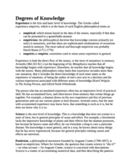 PHIL-UA 1 Lecture Notes - Pope John Paul Ii, Auguste Comte, Empirical Evidence