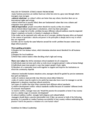 BUSI W3701 Study Guide - Quiz Guide: Cultural Relativism