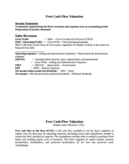 B6300-001 Lecture Notes - Equity Premium Puzzle, Network For Earthquake Engineering Simulation, Commer