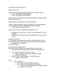 CLCV 208 Study Guide - Epigram, Harpocrates, Quintilian