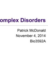 Biology 3592A Study Guide - Twin Study, Schizophrenia, Epigenetics