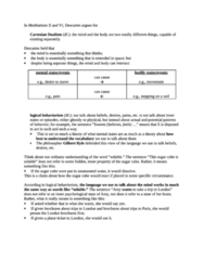 PHIL-UA 1 Study Guide - Quiz Guide: Multiple Realizability, Mental Property, Jerry Fodor