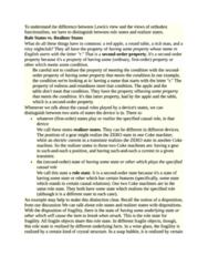 PHIL-UA 103 Lecture Notes - Soap Bubble