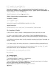BI110 Study Guide - History Hunters, Participant Observation, Millennials