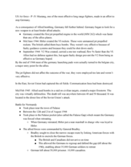 HIST296 Lecture Notes - Lecture 16: Rhine, United States Army Central