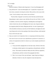 ENG 1100 Study Guide - Quiz Guide: Oral-Formulaic Composition, Nonviolent Resistance