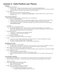 CRIM 338 Lecture Notes - Lecture 3: Porton, Brantham, Auton