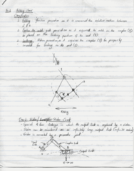 AER 403 Lecture Notes - Lecture 2: Foal, Texas State Highway Loop 1, Folding Chair