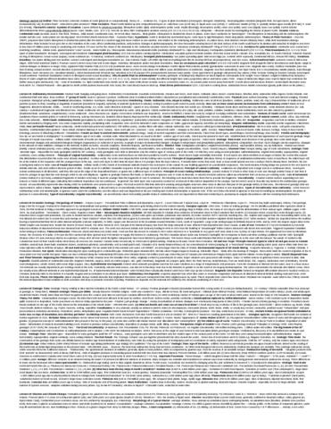 glg-110-exam-cheat-sheet
