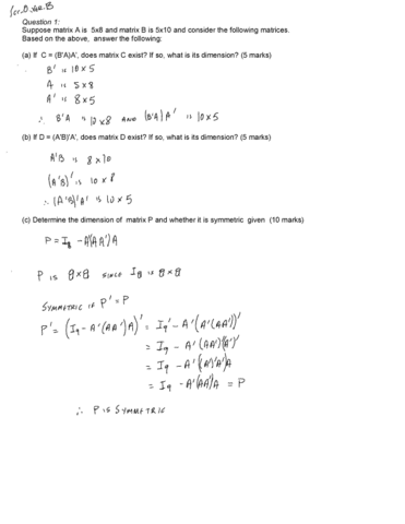 methodology research example paper math