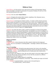 BIOL 1902 Study Guide - Midterm Guide: Long Underwear, Abies Balsamea, Polypodium