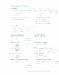 CHM247H1 Lecture Notes - Lecture 8: Ketone, Enol, Balkh