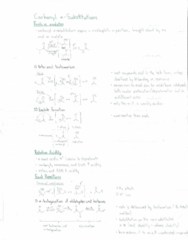 CHM247H1 Lecture Notes - Lecture 10: Enone, Alkene, Enol