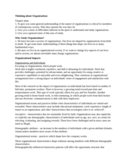 SOC361H5 Chapter Notes - Chapter 1: Telecommuting, Walmart