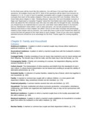AN101 Study Guide - Final Guide: Omaha Kinship, Social Inequality, Salah