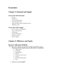 Economics 2154A/B Study Guide - Final Guide: Externality, Overproduction