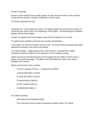 RLG208H5 Lecture Notes - Lecture 3: Angra Mainyu, Daeva, Asha